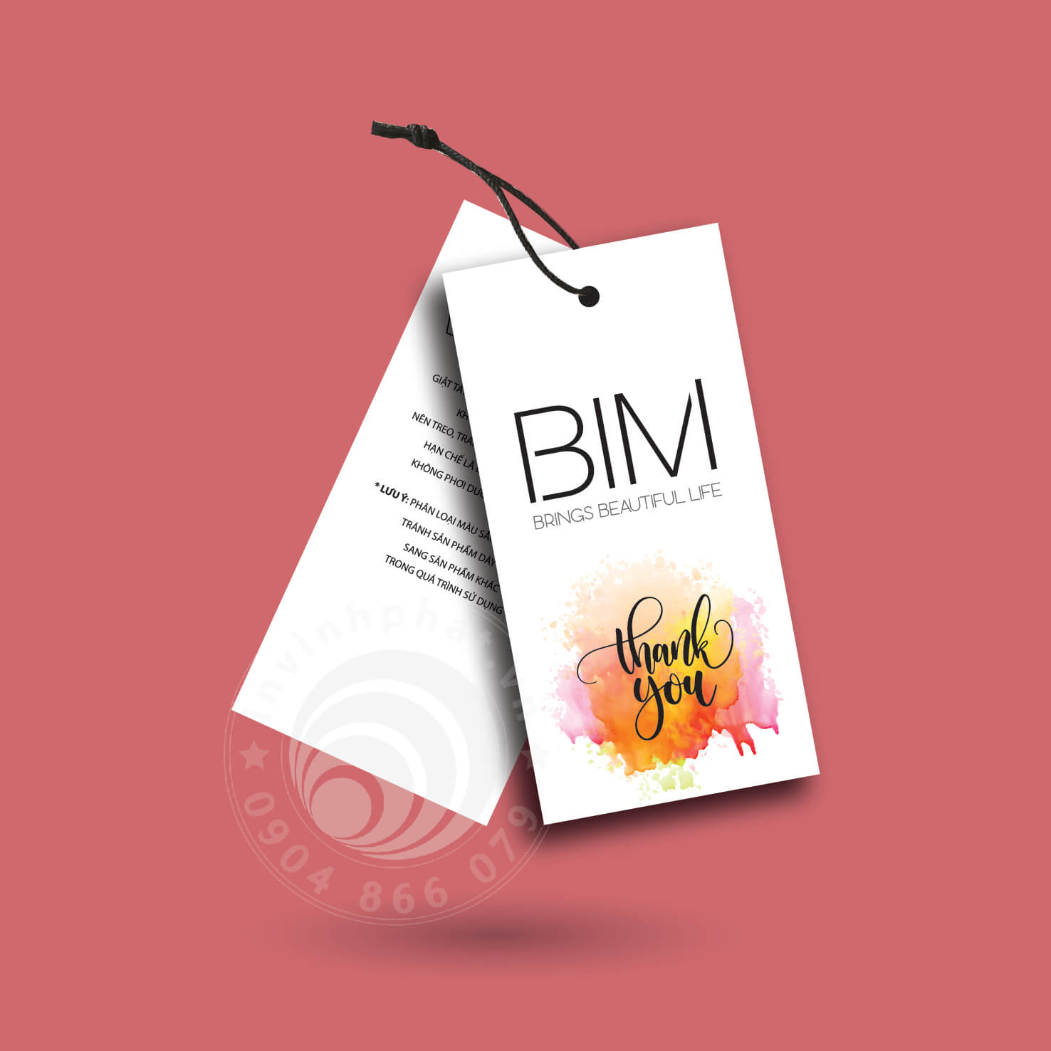 Combo banner tag treo 25cm-17