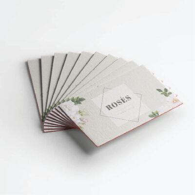 Banner CARD giấy mỹ thuật kraft 500-01