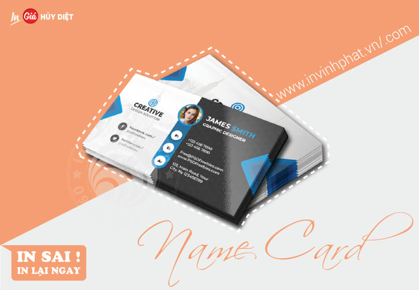 In name card giá rẻ theo combo 2 hộp - 5 hộp - 10 hộp - 20 hộp